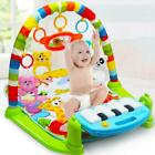 Used, 3 Colors Baby Gym Music Game Blanket Rack Floor Crawl Play Mat Cushion For Kids* for sale  Shipping to South Africa