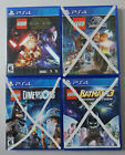 PS4 Lego Games (Pick One) $9.99 USD on eBay