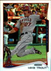 2014 Topps Chrome Refractors BB Cards 1-220 (A4273) - You Pick - 10+ FREE SHIP