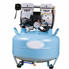 Medical Dental Air Compressor Noiseless Oilless Air Motor Delivery Turbine Unit