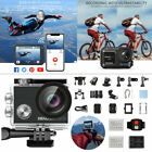 Dragon Touch Vista 5 Native 4K HD Action Camera Cam WiFi Waterproof DV Camcorder