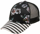 Roxy Water Come Down Women's Hat - Anthracite / Axs Sept - New