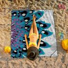Oversized Beach Towel Blanket – Microfiber Beach Towel, Mat, & Travel Blanket