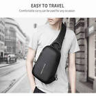 2019  New Mark Ryden Anti-thief Crossbody Bag Waterproof Men Sling Chest Bag