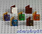 Kyпить LEGO - Utensil Books - PICK COLORS - Cover Binding Hinge Trans Gold Brown на еВаy.соm
