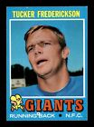 1971 Topps Football 2-257 VG-EX Pick From List All PICTURED $0.99 USD on eBay