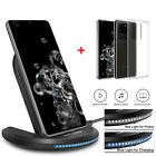 For Samsung Galaxy S20 Ultra 5G Note 10 Plus Case/Wireless Fast Charger Charging