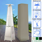 Waterproof Gas Pyramid Patio Heater Cover Outdoor Furniture Protector 89X18X21""