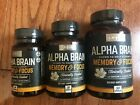 ONNIT ALPHA BRAIN MEMORY & FOCUS CLINICALLY STUDIED 14 30 90 CAPS $14.95 USD on eBay