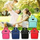 Mummy Travel Backpack Large Capacity Baby Care Nursing Diaper Handbag Woman Bag