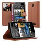 Case for HTC Desire 500 Phone Cover Protective Book Kick Stand