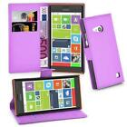 Case for Nokia Lumia 730 Phone Cover Protective Book Kick Stand