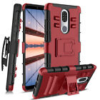 For Coolpad Legacy Case Shockproof Rugged with Kickstand/Belt Clip Phone Cover