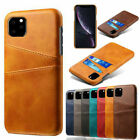 For Iphone 11 Pro Max Xr Xs 6 7 8 Plus Wallet Credit Card Slot Leather Back Case