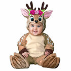 Baby Girls Fawn Deer Woodland Forest Fairy Halloween Costume Infant 0-24 months