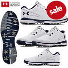 Under Armour Golf Shoes Fade RST 2 E Men's White - NEW! 2019