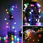 100LED Berry Ball Xmas Bulb Fairy String Lights Indoor Outdoor Battery Operated