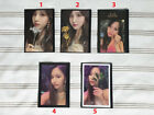 TWICE - FEEL SPECIAL - 8th Mini Album - Official Photocard