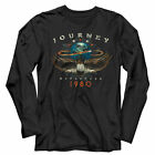 OFFICIAL Journey Departures Tour 1980 Men's Long Sleeve T Shirt Rock Band image