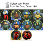 1989 Star Trek:Next Generation Crew Plate Collection-Series 2-Your Choice or Set on eBay