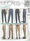 McCall's 9233 Misses' Pants Trousers and Jeans Sewing Pattern