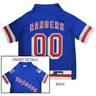 New York Rangers NHL Official Licensed Dog Pet Hockey Jersey All Sizes $23.5 USD on eBay