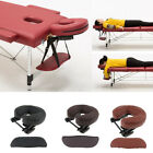 Salon Massage Bed Table Face Cradle Headrest Platform U-Type Soft Pillow