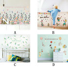 Modern Fairy Style Removable Decal Art Mural Wall Sticker Home Room Diy Decor