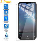 For Nokia 7/7.1/6.1/5.1/4.2/3.2/2.2/2.1 Tempered Glass Screen Protector