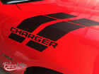 Dodge CHARGER Hash Stripes 2010-2019 Vinyl Decal Mopar Hemi Scat Pack RT SXT $29.95 USD on eBay
