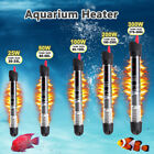25-300W Aquarium Heater Thermostat Tropical Marine Fish Tank Heater Submersible