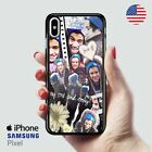 Harry Styles Beanie Collage iPhone X Samsung S10 Pixel Case