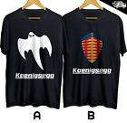 Koenigsegg Ghost Sport Car T-shirt Cotton 100% S-4XL USA size Free Shipping image