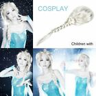NEW FROZEN ELSA ANNA HAIR WIG BRAID COSTUME FOR KIDS ADULT GIRL PARTY COSPLAY F5