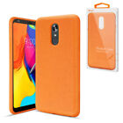 For LG Stylo 5 - ECO-Friendly Silicone Natural Shockproof Cover Case