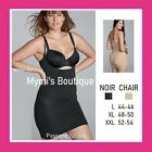 Robe sculptante amincissante gainante Avon Body illusion - noire ou chair
