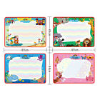 Water Drawing Mat Reusable Kids Colorful Educational Painting Board 69x44cm