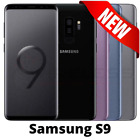 NEW Samsung Galaxy S9 64GB G960U Factory GSM Unlocked Smartphone