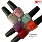 OPI Nail Polish Lacquer Vernis 15ml Top Natural Base Coat  150 Colours To Choose $15.95  on eBay
