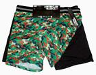 2 American Basics Navy Orange Green Camo & Black Performance Boxers Men's NWT