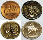 Star Trek 10th/20th/25th/STIII Commemorative Coin Collection- Your Choice on eBay