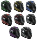 Zoan Adult Flux 4.1 Commander Snowmobile Modular Helmet All Colors XS-2XL