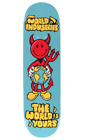 World Industries Devilman The World Is Yours 8.25 / 8.38 Skateboard Deck image