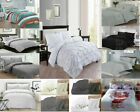 Duvet Quilt Covers Luxury Bedding Set Pillow case Fitted Sheets Double King Xmas