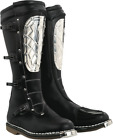 Alpinestars Super Victory Steel Plate Motorcycle Riding Boots Black All Sizes $369.95 USD on eBay