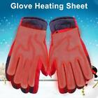 USB Electric Heating Pads Three-speed Switch Heating Sheet Five-finger Gloves $8.45 USD on eBay