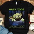 Baby Yoda Star Wars cute gift fan movie film cinema Christmas Shirt Size S-5XL $12.99 USD on eBay