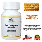 Bee Complex 120 capsules Bee Pollen, Bee Propolis, Royal Jelly, Immune Booster. $16.75 USD on eBay