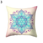 Cy_ ALS_ Ethnic Printed Throw Pillow Case Sofa Bed Chair Cushion Cover Home Deco