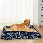 Pet Washable Home Blanket Large Dog Bed Cushion Mattress Kennel Soft cvz YIH